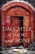 Cover-Bild zu Daughter of Smoke and Bone (eBook) von Taylor, Laini