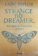 Cover-Bild zu Strange the Dreamer - Ein Traum von Liebe von Taylor, Laini