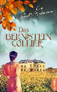 Cover-Bild zu Das Bernsteincollier (eBook) von Grübl-Widmann, Eva