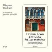 Cover-Bild zu Ein Sohn ist uns gegeben von Leon, Donna