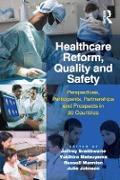 Cover-Bild zu Healthcare Reform, Quality and Safety (eBook) von Braithwaite, Jeffrey