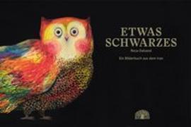 Cover-Bild zu Etwas Schwarzes von Dalvand, Reza