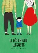 Cover-Bild zu El Día En Que Llegaste von Brown, Dolores