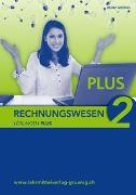 Cover-Bild zu Rechnungswesen 2 PLUS LÖSUNGEN von Grünig, Heinz