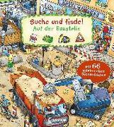 Cover-Bild zu Suche und finde! - Auf der Baustelle von Loewe Wimmelbücher (Hrsg.)
