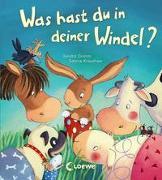 Cover-Bild zu Was hast du in deiner Windel? von Grimm, Sandra