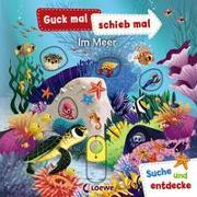 Cover-Bild zu Guck mal, schieb mal! Suche und entdecke - Im Meer von Loewe Meine allerersten Bücher (Hrsg.)