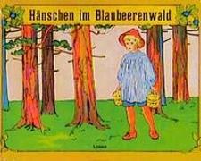 Cover-Bild zu Hänschen im Blaubeerenwald von Loewe Meine allerersten Bücher (Hrsg.)