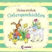 Cover-Bild zu Meine ersten Ostergeschichten von Loewe Meine allerersten Bücher (Hrsg.)