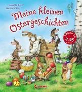 Cover-Bild zu Meine kleinen Ostergeschichten von Moser, Annette