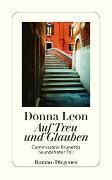 Cover-Bild zu Auf Treu und Glauben von Leon, Donna