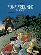 Cover-Bild zu Fünf Freunde 5: Fünf Freunde in Gefahr von Blyton, Enid