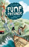 Cover-Bild zu Fünf Freunde helfen ihren Kameraden von Blyton, Enid