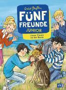 Cover-Bild zu Fünf Freunde JUNIOR - Unser Timmy ist der Beste von Blyton, Enid