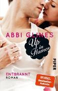 Cover-Bild zu Up in Flames - Entbrannt von Glines, Abbi