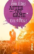 Cover-Bild zu After the Game - Riley und Brady (eBook) von Glines, Abbi