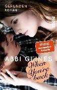 Cover-Bild zu When You're Back - Gefunden (eBook) von Glines, Abbi