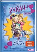 Cover-Bild zu Einfach Zarah! 2: Volle Nuss mit Ponykuss von Teichert, Mina