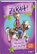 Cover-Bild zu Einfach Zarah! 3: Pferdediebe und 'ne Ziege von Teichert, Mina
