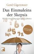 Cover-Bild zu Das Einmaleins der Skepsis (eBook) von Gigerenzer, Gerd