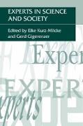 Cover-Bild zu Experts in Science and Society (eBook) von Kurz-Milcke, Elke (Hrsg.)