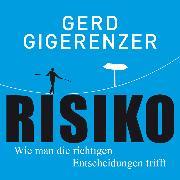 Cover-Bild zu Risiko (Audio Download) von Gigerenzer, Gerd