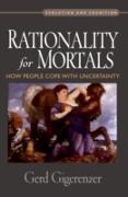 Cover-Bild zu Rationality for Mortals (eBook) von Gigerenzer, Gerd