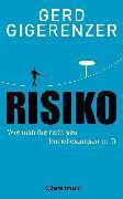 Cover-Bild zu Risiko (eBook) von Gigerenzer, Gerd