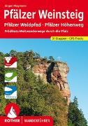 Cover-Bild zu Pfälzer Weinsteig von Plogmann, Jürgen