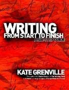 Cover-Bild zu Writing From Start to Finish (eBook) von Grenville, Kate