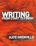 Cover-Bild zu Writing from Start to Finish: A Six-Step Guide von Grenville, Kate