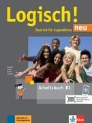 Cover-Bild zu Logisch! neu B1. Arbeitsbuch mit Audios zum Download von Dengler, Stefanie