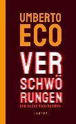 Cover-Bild zu Verschwörungen (eBook) von Eco, Umberto