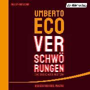 Cover-Bild zu Verschwörungen (Audio Download) von Eco, Umberto