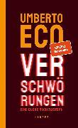 Cover-Bild zu Verschwörungen von Eco, Umberto