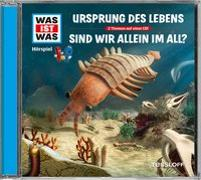 Cover-Bild zu WAS IST WAS Hörspiel: Ursprung des Lebens/ Sind wir allein im All? von Baur, Dr. Manfred