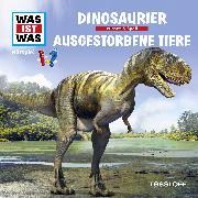 Cover-Bild zu WAS IST WAS Hörspiel: Dinosaurier/ Ausgestorbene Tiere (Audio Download) von Baur, Manfred