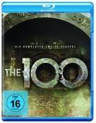 Cover-Bild zu The 100 - Staffel 2 von Morgan, Kass (Schausp.)