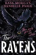 Cover-Bild zu Ravens (eBook) von Morgan, Kass