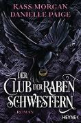 Cover-Bild zu Der Club der Rabenschwestern (eBook) von Morgan, Kass
