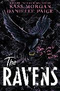 Cover-Bild zu The Ravens (International Edition) von Morgan, Kass