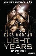 Cover-Bild zu Light Years - Die Gefährten (eBook) von Morgan, Kass