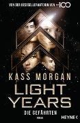 Cover-Bild zu Light Years - Die Gefährten von Morgan, Kass