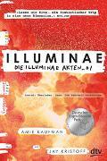 Cover-Bild zu Illuminae. Die Illuminae Akten_01 von Kaufman, Amie