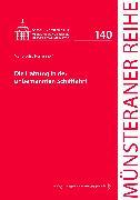 Cover-Bild zu Die Haftung in der unbemannten Schifffahrt von Herkenhoff, Marie-Luise (Hrsg.)