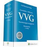 Cover-Bild zu Versicherungsvertragsgesetz ( VVG ) von Looschelders, Dirk (Hrsg.)