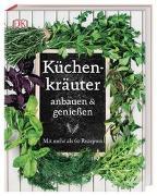 Cover-Bild zu Küchenkräuter anbauen & genießen