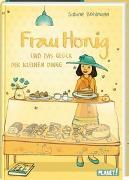 Cover-Bild zu Frau Honig 2: Frau Honig und das Glück der kleinen Dinge von Bohlmann, Sabine