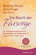 Cover-Bild zu Die Macht der Fürsorge (eBook) von Ricard, Matthieu