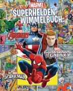 Cover-Bild zu MARVEL - Superhelden-Wimmelbuch von Keast, Jennifer H.